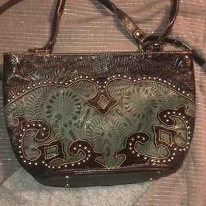 American West Womens Bag